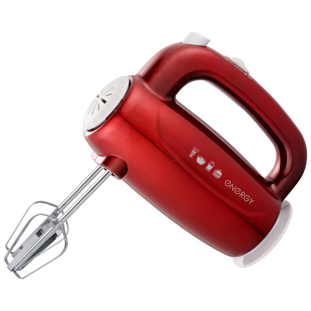 Миксер Energy EN-295R красный