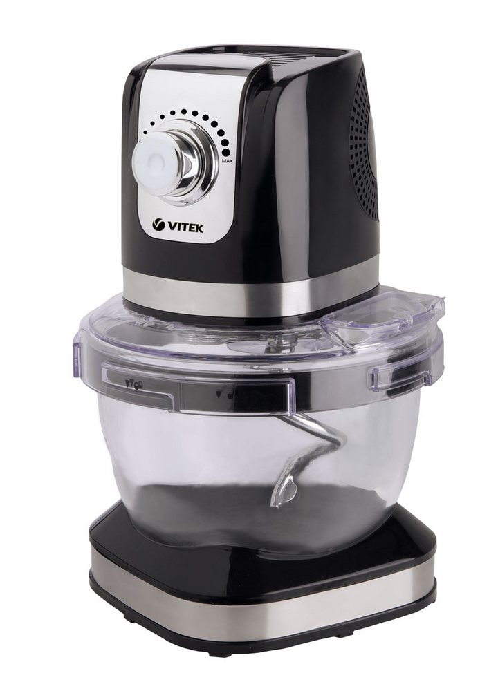 Кухонная машина VITEK VT-1434 черный