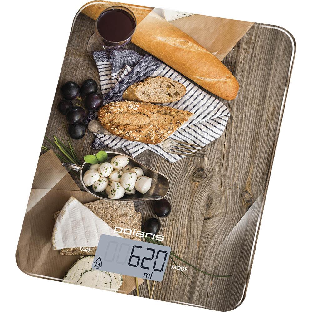 Весы кухонные электронные POLARIS PKS 1044DG Baguette багет