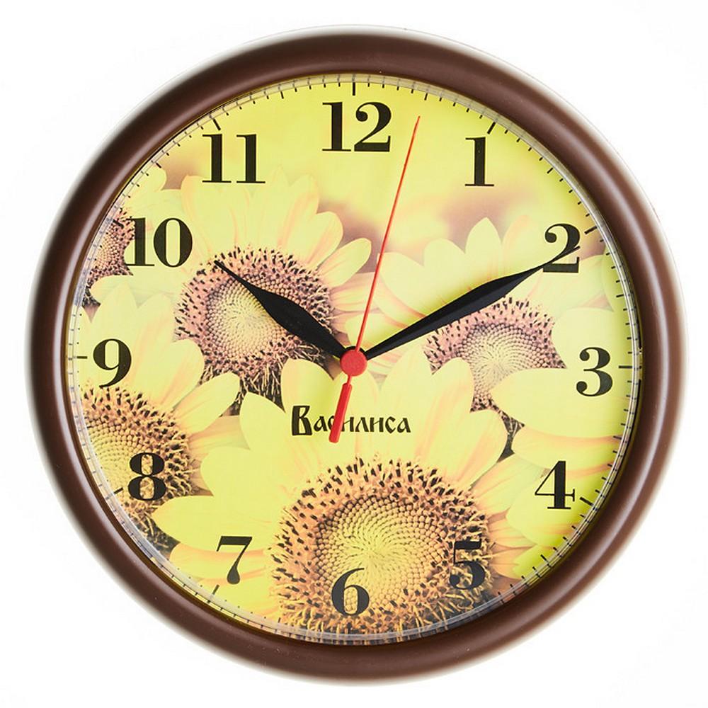 Часы настенные ВАСИЛИСА ВА-4506А