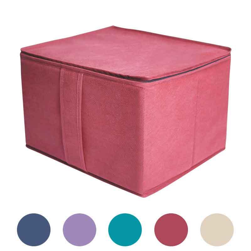 """004505 Коробка для стеллажей и антресолей """"Рыжий кот"""""""