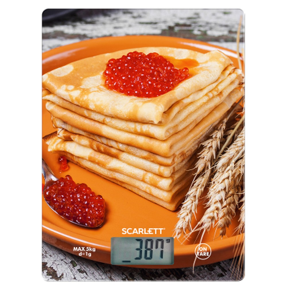 Весы кухонные SCARLETT SC-KS 57 P45