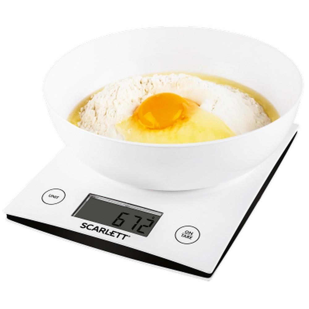 Весы кухонные SCARLETT SC-KS 57 B10
