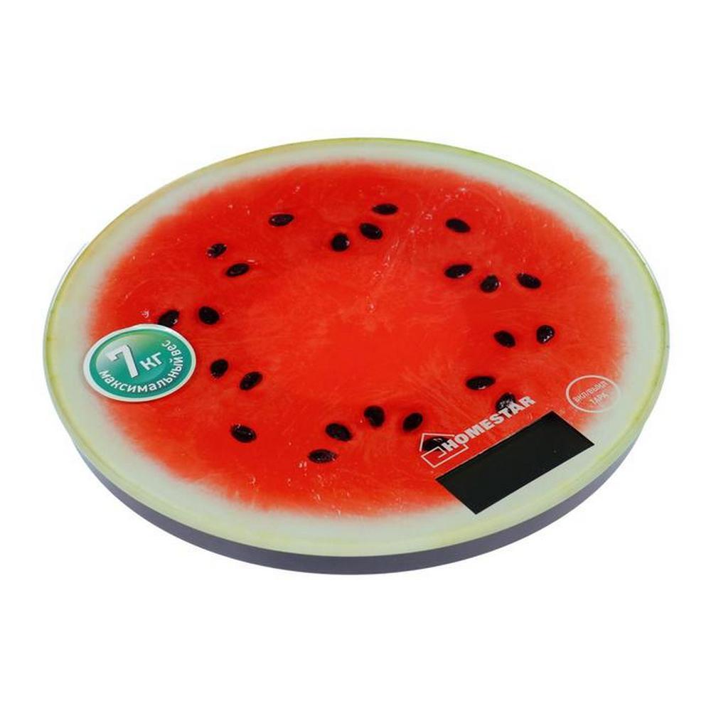 Весы кухонные HOMESTAR HS-3007S арбуз
