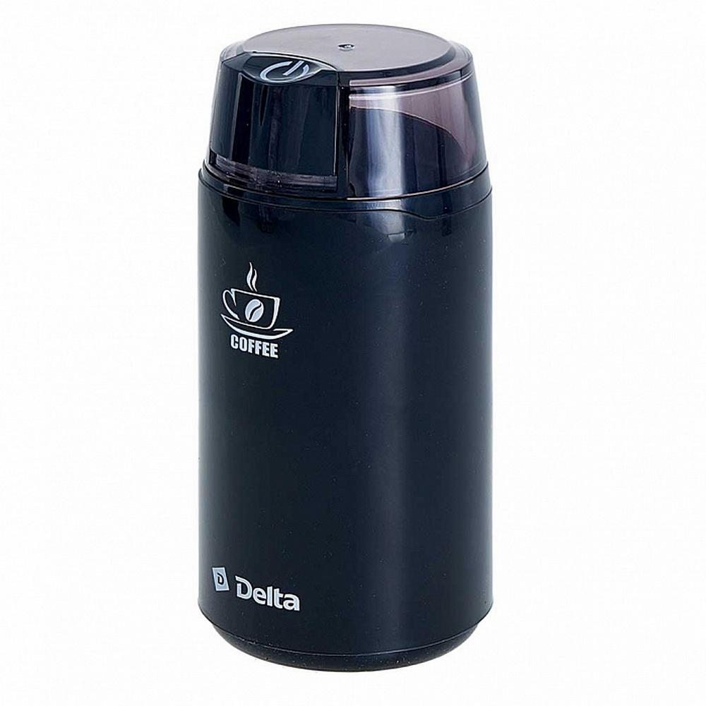 Кофемолка DELTA DL-087K черный
