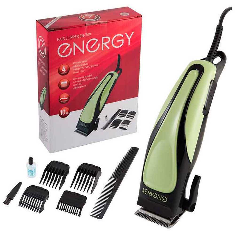 Машинка для стрижки волос Energy EN-709