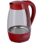 Чайник POLARIS PWK 1706CG красный