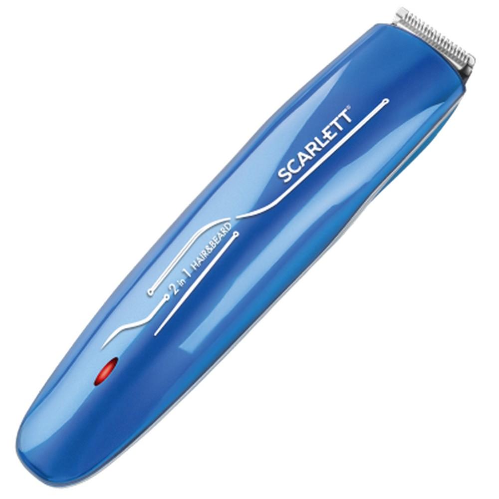 Машинка д\стрижки SCARLETT SC-HC 63 C57 синий