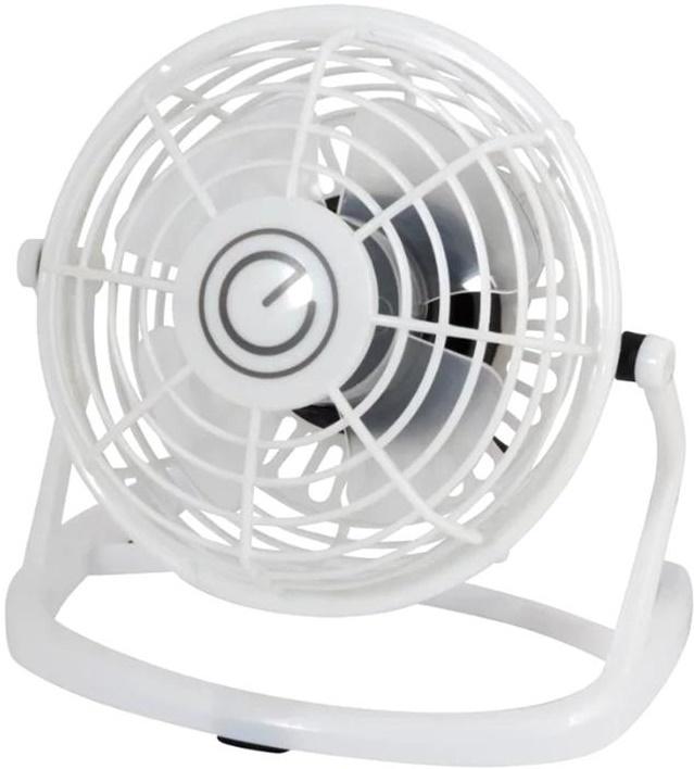 Вентилятор настольный Energy EN-0604 USB белый