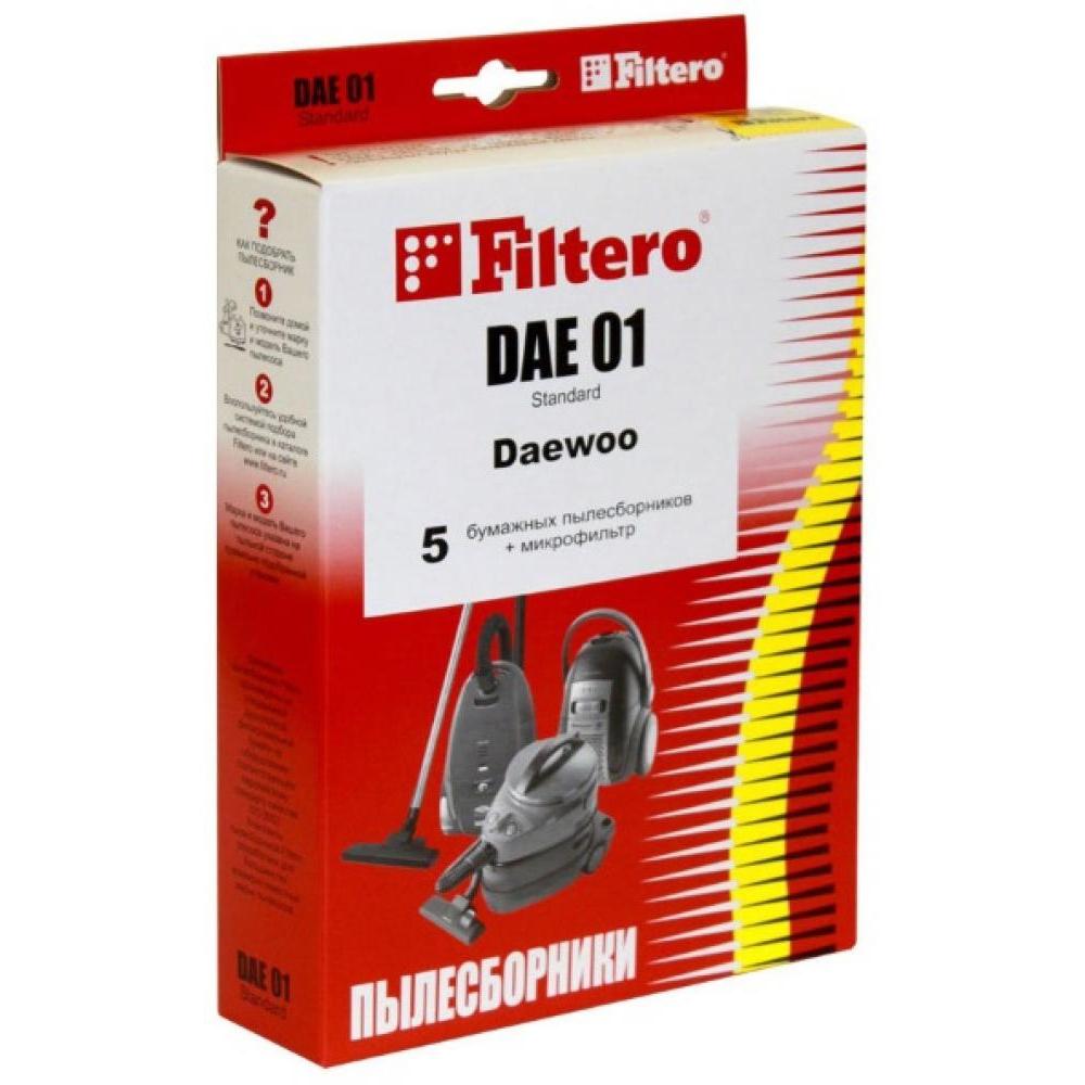 DAE 01 (5) Standard пылесборники Filtero