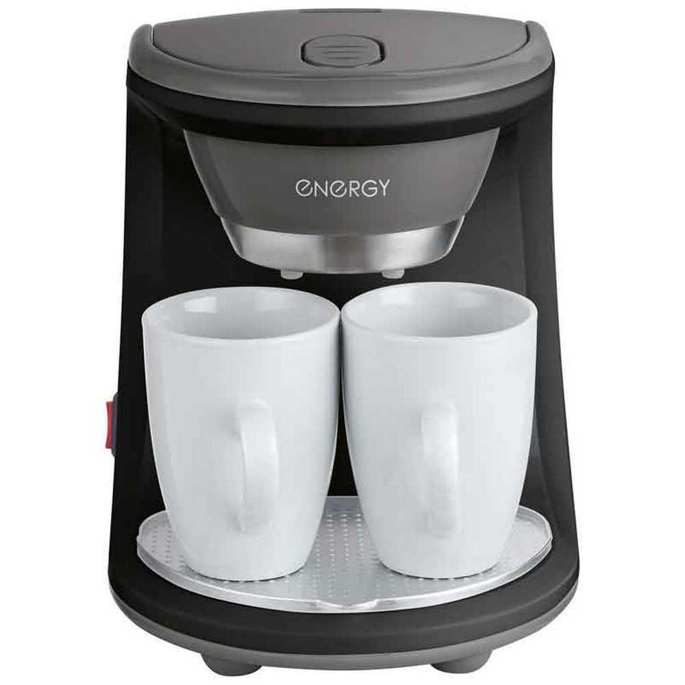 Кофеварка Energy EN-605 черный