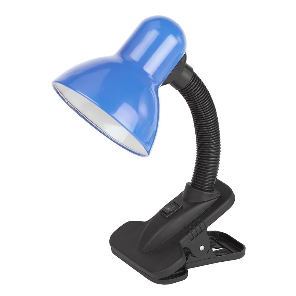 Настольный светильник ЭРА N-212-E27-40W BU синий