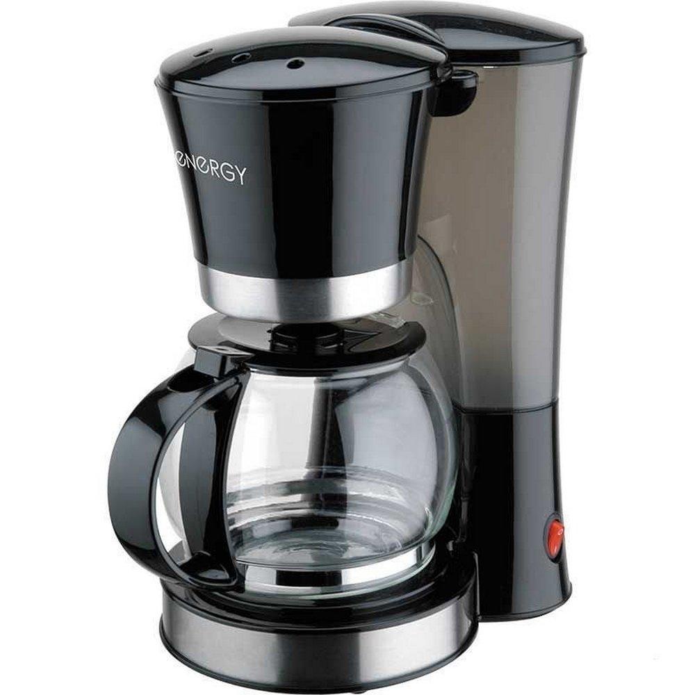 Кофеварка Energy EN-604 черный