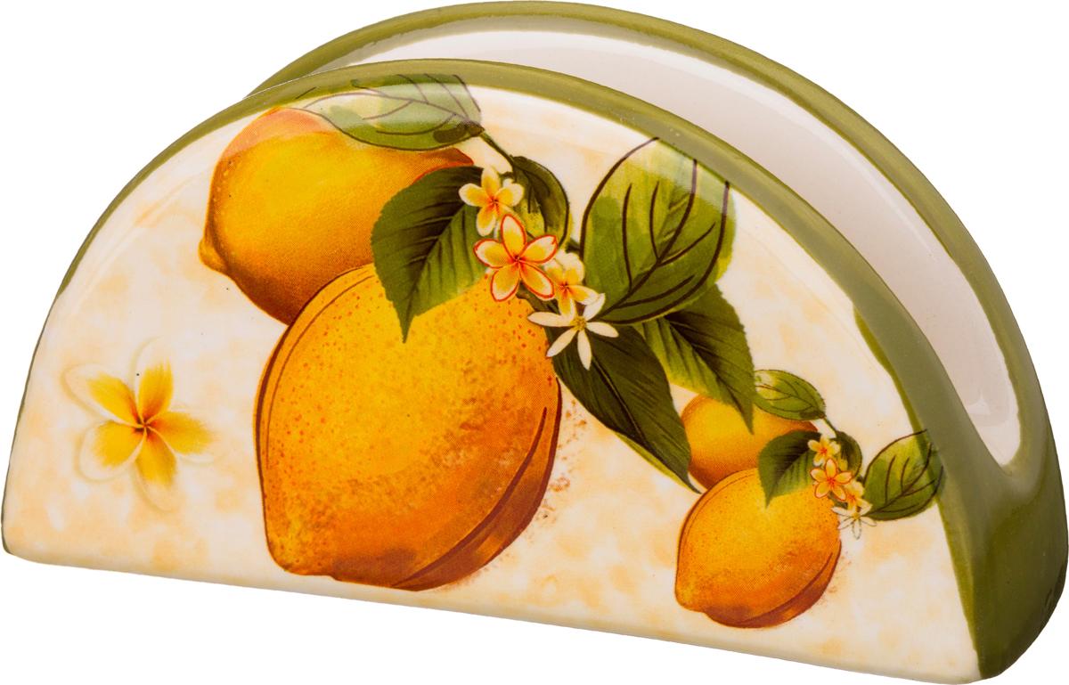 "358-1130 Салфетница ""Лимоны"""