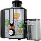 0829 Соковыжималка POLARIS Fruit Fusion PEA (800W) нерж.сталь/черный