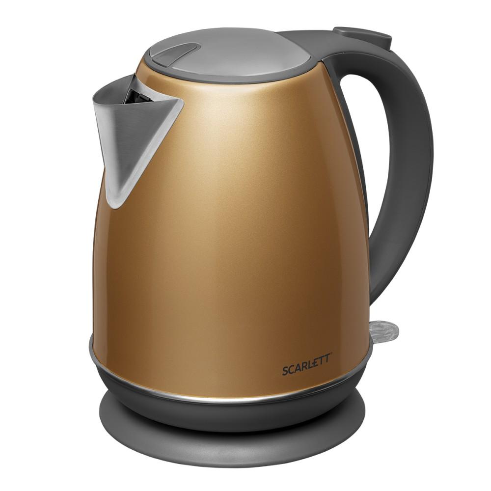 Чайник SCARLETT SC-EK 21 S86 золото