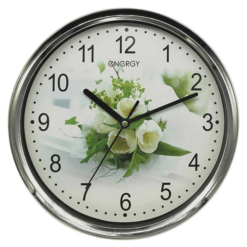 Часы настенные Energy EC-128 круглые