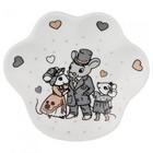 "359-556 Подставка под чайный пакетик ""ЛяМур Мышки"""