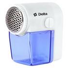 Машинка для удаления катышков DELTA DL-256 белый с синим