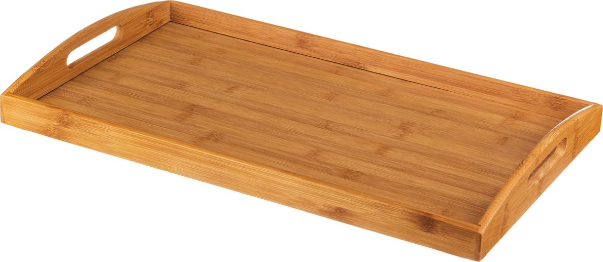 897-005 Поднос Agness 50х30х5см бамбук