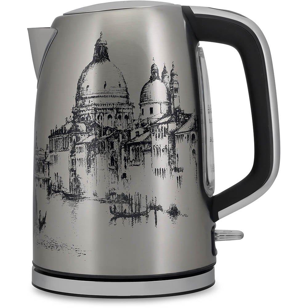 Чайник POLARIS PWK 1763CА Italy глянцевый