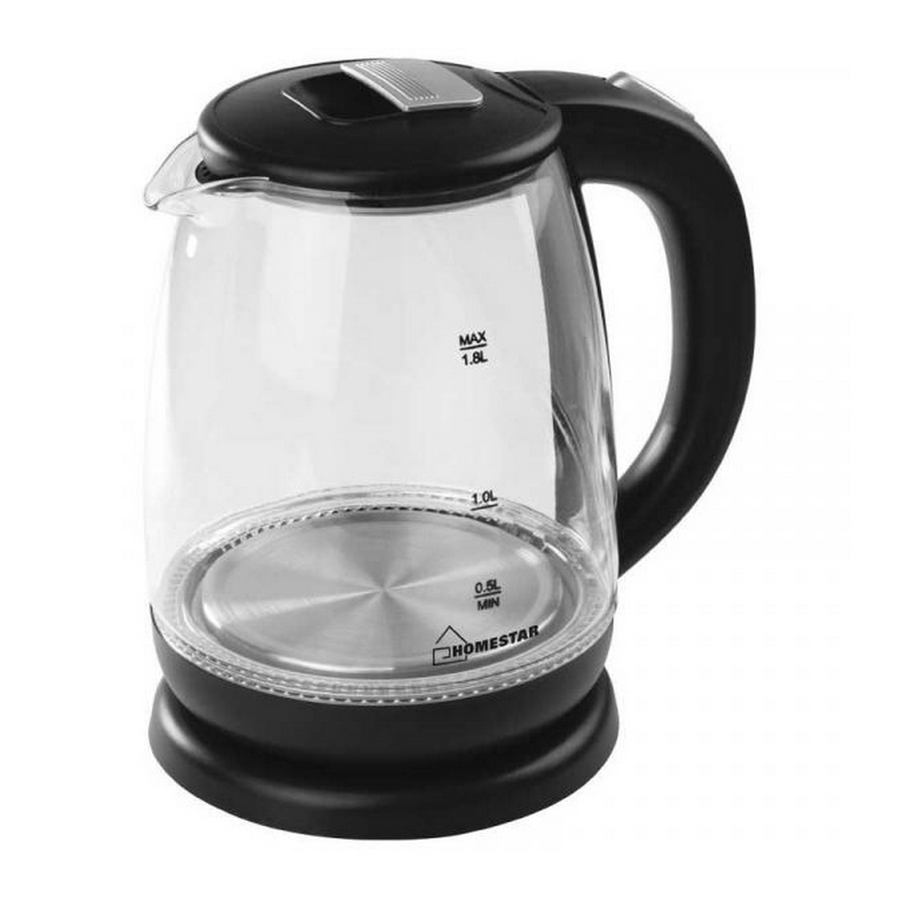 Чайник HOMESTAR HS-1018 черный