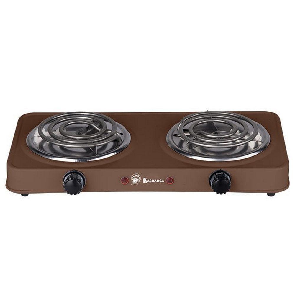 Плита электрическая Василиса ВА-902 коричневый