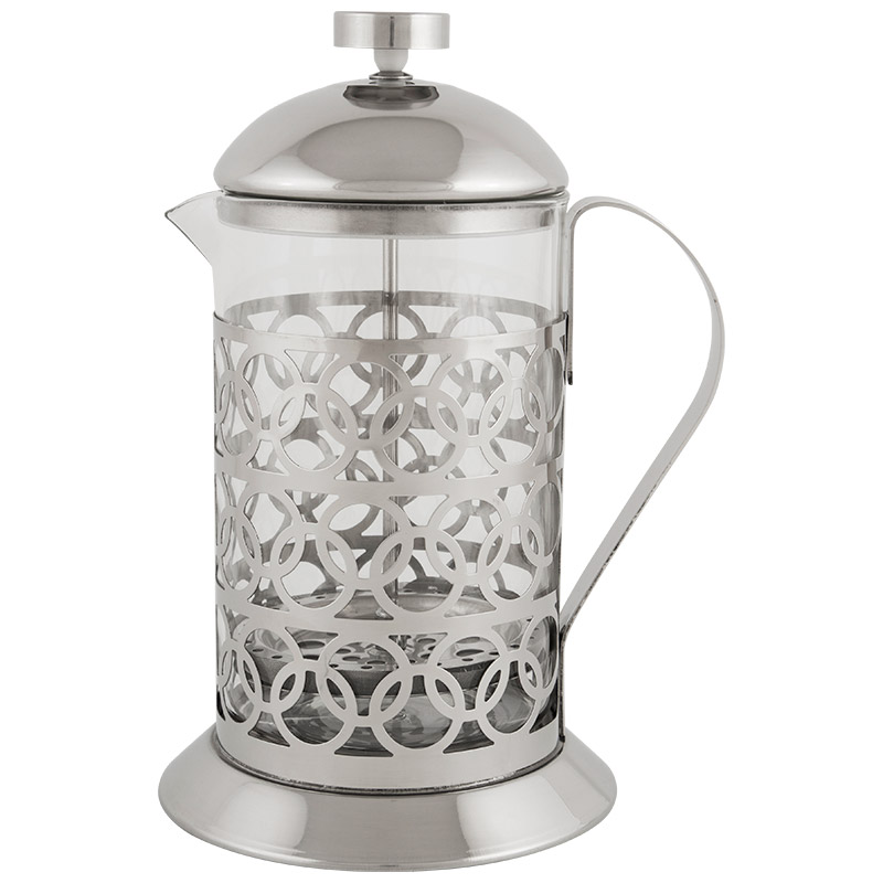 """950092 Чайник/кофейник (кофе-пресс) Mallony """"Олимпия"""" Т046-800ML"""