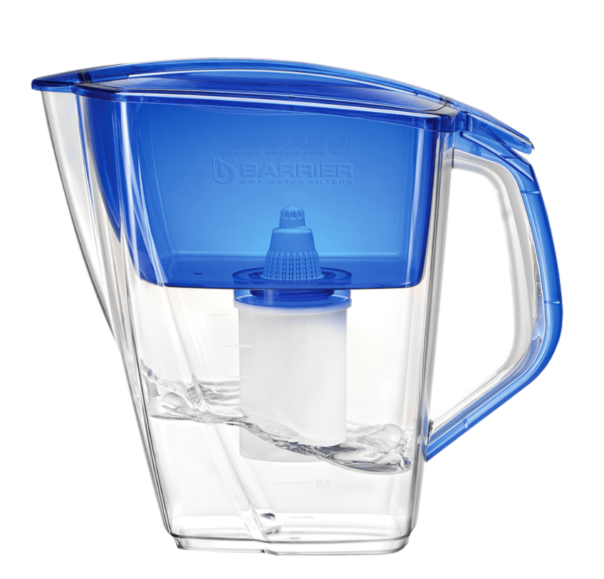 """Фильтр очистки воды """"Барьер Гранд"""" индиго (синий)"""