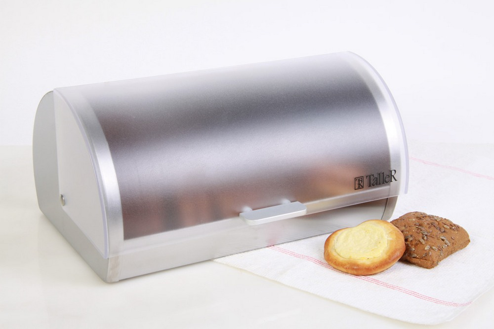 Хлебница Taller TR-51971 (10л, сталь) Дана