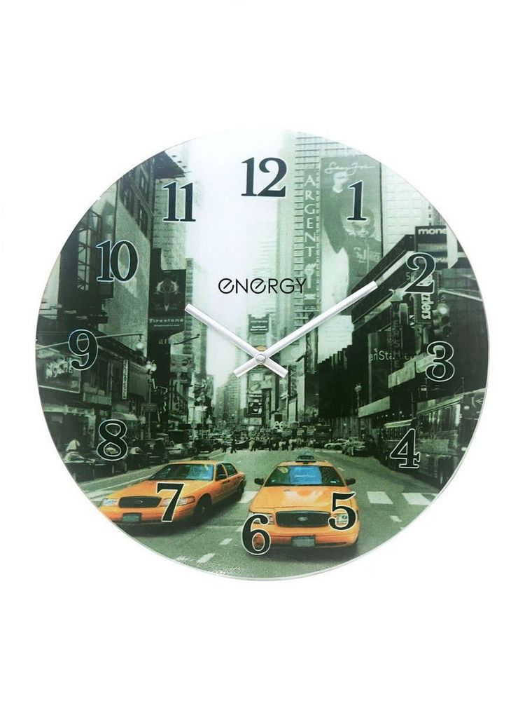Часы настенные Energy EC-137 круглые