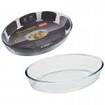 005567 Форма для запекания из боросил стекла CRISTALLINO