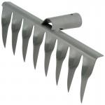 183732 Грабли с развернутым зубом (8 зубьев)