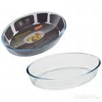 005564 Форма для запекания из боросил стекла CRISTALLINO