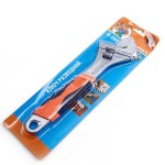 Разводной ключ 250мм КУЗЬМИЧ И-088, двухкомпонентная ручка